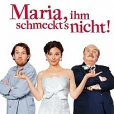 Книга на немецком языке. Jan Weiler - Maria, ihm schmeckt's nicht!