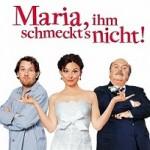 Книга на немецком. Jan Weiler - Maria, ihm schmeckt's nicht!