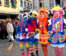 Основные праздники в Германии