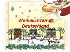 Рождественские традиции: используем их для изучения немецкого языка