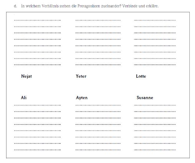картинка интересные упражнения по немецкому языку